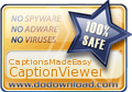 Safe CaptionsMadeEasy CaptionViewer file